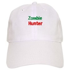 Zombie Hunter Baseball Baseball Cap