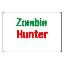 Zombie Hunter Banner