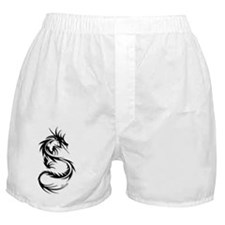 dragon art Boxer Shorts