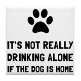 Dog humor Drink Coasters