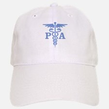 Caduceus PA (blue) Baseball Baseball Baseball Cap