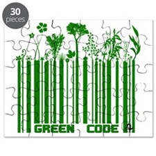 Green Code Puzzle