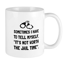 Jail Time Mugs
