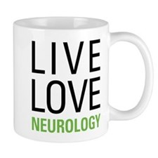 Live Love Neurology Mug