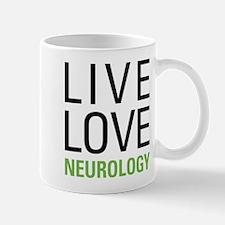 Live Love Neurology Mug