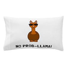 No Prob Llama Pillow Case