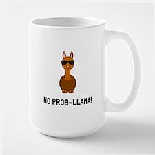No Prob Llama Mugs