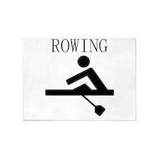 Rowing 5'x7'Area Rug