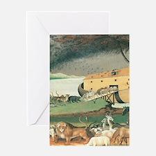 Noahs Ark Greeting Cards