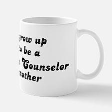 Rehabilitation Counselor like Mug