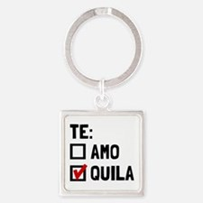Te Quila Keychains