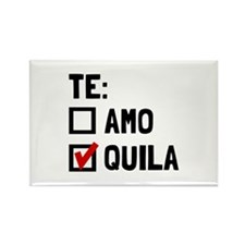 Te Quila Magnets