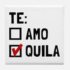 Te Quila Tile Coaster