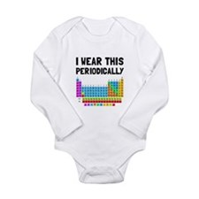 Wear This Periodically Body Suit
