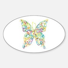 Inner Beauty Oval Decal