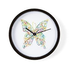 Inner Beauty Wall Clock