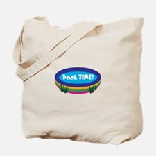 Pool Time! Tote Bag