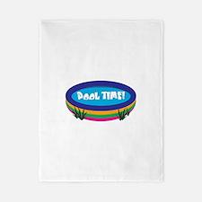 Pool Time! Twin Duvet