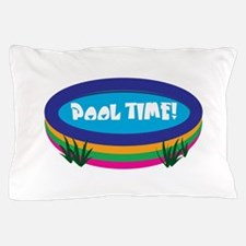 Pool Time! Pillow Case
