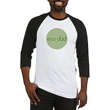 Eco Mom & Dad - Green Folks Baseball Jersey