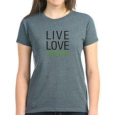 Live Love Nucleotides Tee