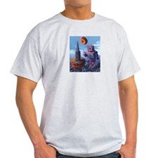 Cute Robots T-Shirt