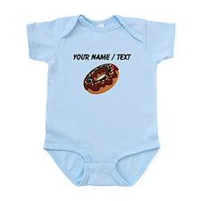 Custom Chocolate Donut Body Suit