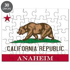Cute Anaheim california Puzzle