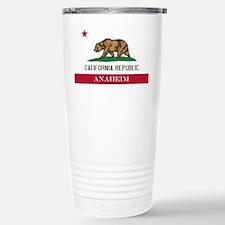 Unique Anaheim california Travel Mug