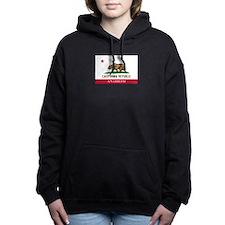 Cute Anaheim Women's Hooded Sweatshirt