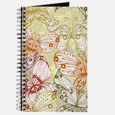 Trendy Butterflies Journal