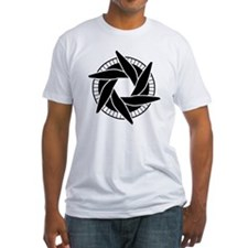 Logo only Black and White Shirt