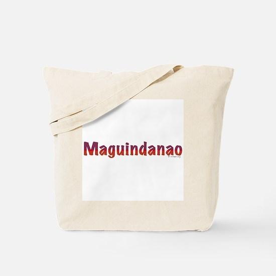 Maguindanao Tote Bag