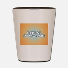 Repeal Obamacare Shot Glass