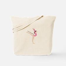 I Love Gymnastical Tote Bag