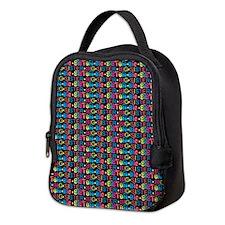 Stylish Trendy Big Sister Neoprene Lunch Bag