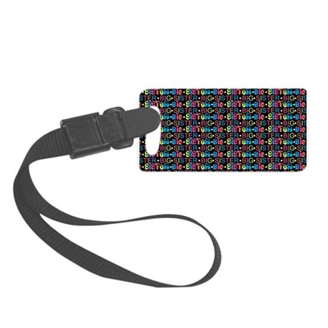 Stylish Trendy Big Sister Luggage Tag