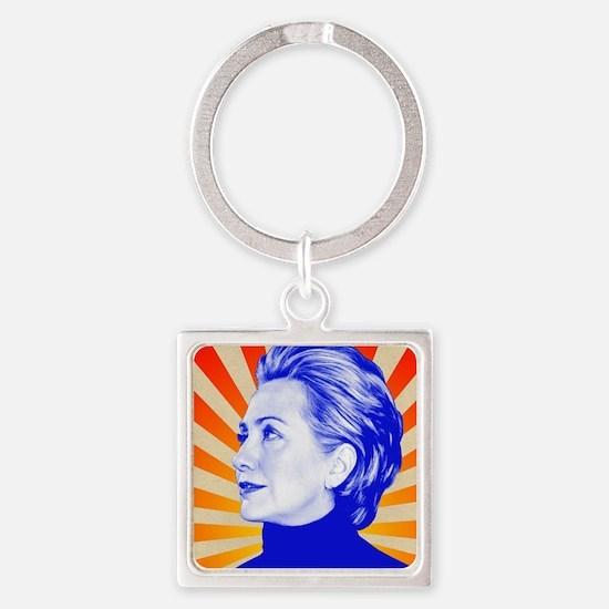 Hillary Clinton Keychains