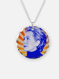 Hillary Clinton Necklace