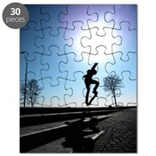 Against the Sky Puzzle