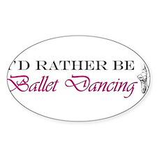 Ballet wide Decal