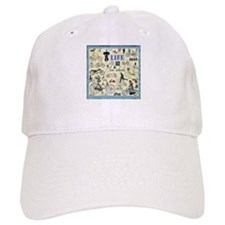 Two Wheels Baseball Cap