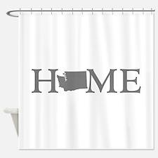 Washington Home Shower Curtain