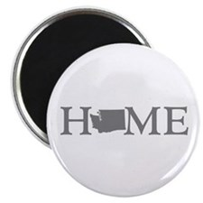 Washington Home Magnet