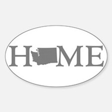 Washington Home Decal