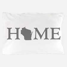 Wisconsin Home Pillow Case