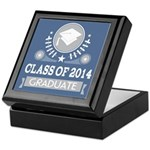 Class of 2014 Graduate Gift Keepsake Box