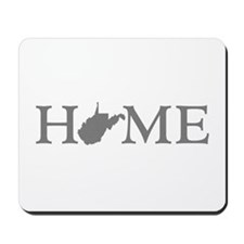 West Virginia Mousepad