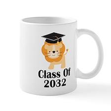 Class of 2032 Graduate (lion) Mug