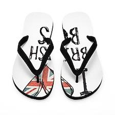 British Boys Flip Flops